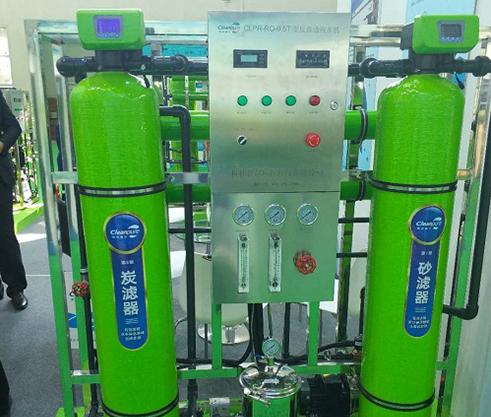 临河一体式净水设备