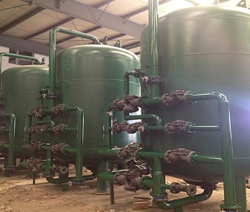 270吨软水设备