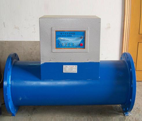 临河过滤型射频电子水处理器