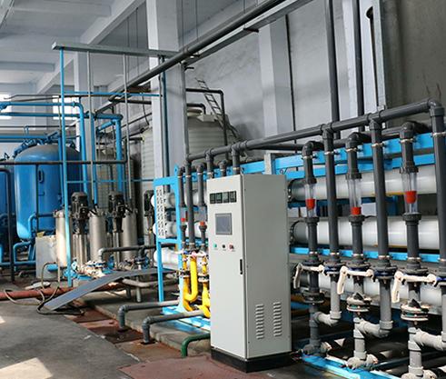 水处理设备的防腐处理